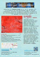 Malworkshop: Inox- Kraftvoll-Bewegung