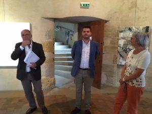 IMG_1172 Monsieur le Maire Pierre Berthier 2017